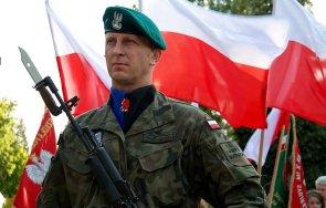 полша увеличава армията 270 000 войници заплахата русия