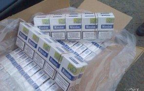 червен бряг иззеха 4700 кутии цигари без бандерол