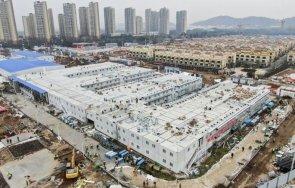 ударно пет дни китай построи болница 500 стаи инфектирани коронавируса