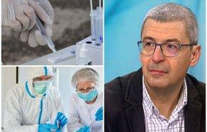 проф илко гетов важни новини пандемията какъв имунитет придобиват преболедувалите какви поражения правят новите щамове вируса