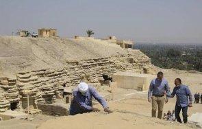 археолози откриха сакара погребален храм 500 години