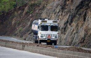 трагедия камион уби души индия