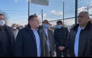 първо пик премиерът борисов продължава инспекциите гледайте живо