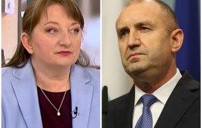 министър сачева горещ коментар изборите консултациите радев мерки коронавируса разхлабят