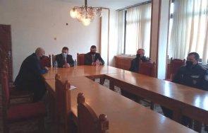 министър терзийски срещна служители дирекцията мвр плевен снимки