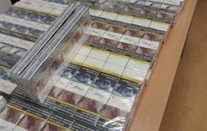 000 къса нелегални цигари залови полицията хасково