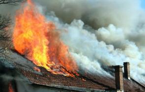 мъж пострада пожар варна