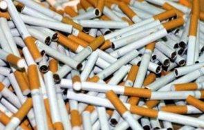 000 къса нелегални цигари спипаха дунав мост русе