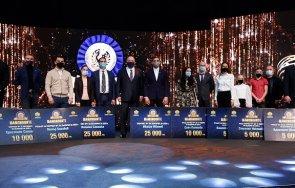 миглена селишка ивайло иванов добрите спортисти 2020 година българският спортен тотализатор раздаде 185 000 лева отличените снимки