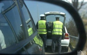 рецидивист без книжка разиграва полицията силистра ауди