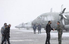 началниците отбраната българия северна македония отпътуваха софия заседанието военния комитет нато брюксел снимки