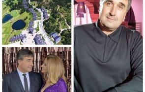 планински рай тайното убежище веселин маринов разлог певецът купил къща звезден комплекс снимки
