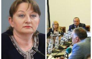 1430 извънредно пик социалният министър деница сачева разпит депутатите гледайте живо