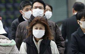 британският щам коронавируса удари япония