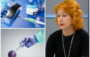 проф ива христова разкри силен имунитетът ваксиниране страничните ефекти редки