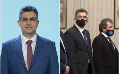 първо пик премиерът слави трифонов депутатът итн пламен николов румен радев връчи мандата живо обновена снимки