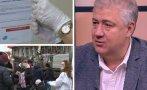 """Директорът на """"Пирогов"""" проф. Асен Балтов за """"зелените коридори"""", масовото ваксиниране и кога да чакаме третата COVID вълна"""