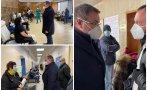 Проф. Ангелов емоционално за масовата ваксинация: Надеждата е в нашите ръце! (ВИДЕО/СНИМКИ)