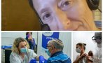 Българка от Израел обясни как там ваксинират по 200 000 души на ден
