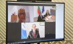 Марияна Николова разговаря с генсека на Организацията за черноморско икономическо сътрудничество
