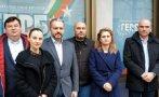 Листа от успешни политици и професионалисти с водач Томислав Дончев регистрира ПП ГЕРБ-Габрово