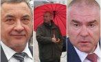 Екшън с протестър №1 ген. Шивиков - влезе в листата на патриотичната коалиция на Марешки и Валери Симеонов