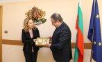 вицепремиерът марияна николова награди индустриална група шишеджам устойчиво развитие инвестициите българия