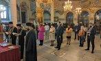 """ГЕРБ-Пазарджик откри предизборната си кампания с молебен в църквата""""Света Богородица"""" (СНИМКИ)"""