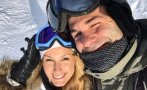Николета Маданска и Венелин Петков не се спират, катерят върхове с бебето (СНИМКИ)