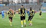 Ботев Пловдив надигра тотално Левски, но взе само точка на Герена
