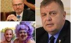 СКАНДАЛ В ПИК! Красимир Каракачанов към Лозан Панов: Вас майка ли ви е раждала или трансджендър? Чии интереси защитават съдиите във ВКС?