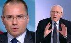 СТРАШЕН СКАНДАЛ: Ангел Джамбазки срази Велизар Енчев - арестуваните руски шпиони изпокараха кандидат-депутатите