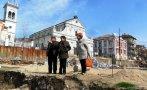 Вежди Рашидов с лично дарение за библиотеката в Пловдив