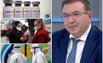 ПЪРВО В ПИК: Проф. Костадин Ангелов с изключително важна новина за пандемията и за втората доза