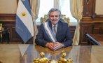 Състоянието на заразения с коронавируса президент на Аржентина е стабилно
