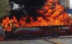 петима загинали двуетажен автобус запали тайланд