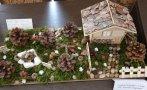 Показаха уникални творби от естествени горски материали в Дупница