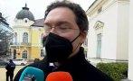 ИЗВЪНРЕДНО В ПИК TV: Предложеният от ГЕРБ за премиер Даниел Митов с първи думи преди старта на Народното събрание (НА ЖИВО)