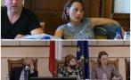 шокиращ гаф юристката слави издъни първия ден чете егн депутати