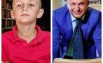 Синът на Милен Цветков разтърси Мрежата за годишнината от смъртта на баща си (СНИМКА)