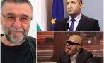 Писателят Христо Стоянов с прогноза: Слави ще състави правителство - то трябва да осигури втори мандат на Радев