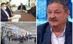 Проф. Георги Рачев: Чест прави на правителството, че преди своето оттегляне въведе тези мерки за влизане в страната на туристи. Сега сме по-добра дестинация от Гърция и Турция