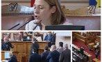 парламентът одобри първо четене предложението нинова преизчисляване пенсиите ива митева отказа второ обновена снимки