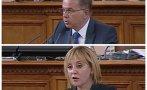 Радомир Чолаков от ГЕРБ разби популизма на Мая Манолова за пенсиите