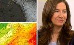 ТОП СИНОПТИК: Анастасия Стойчева локализира къде ще падне градушка през седмицата