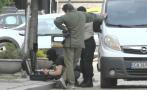 суматоха бнб изоставен багаж подгря антитерористите