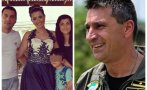 Съпругата на майор Терзиев разплака всички: Ще се видим отново - там горе!