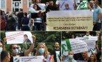 ГОРЕЩО В ПИК: Столичани на протест срещу Христо Иванов и ДеБъ: Приберете си кметицата на