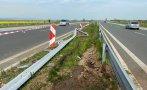 ОТ ПОСЛЕДНИТЕ МИНУТИ: Меле между тежки камиони затвори магстрала