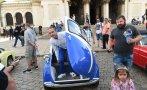 В София се проведе парад на ретро автомобили (СНИМКИ)
